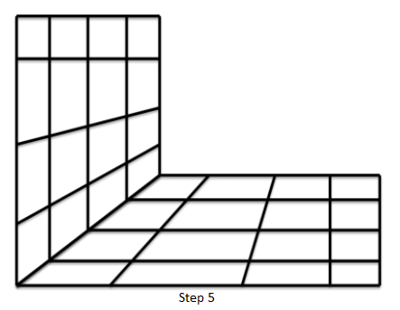 Mapping mesh method